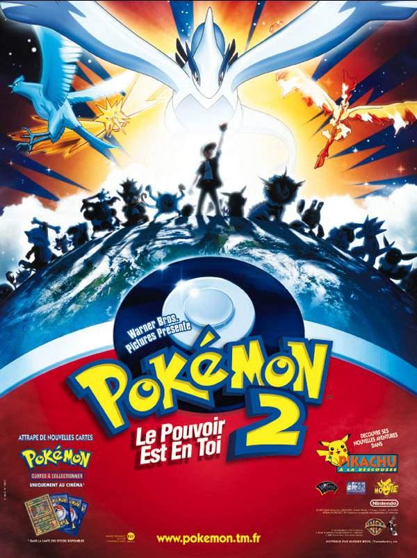Pokémon 2, le pouvoir est en toi FRENCH DVDRIP 1999