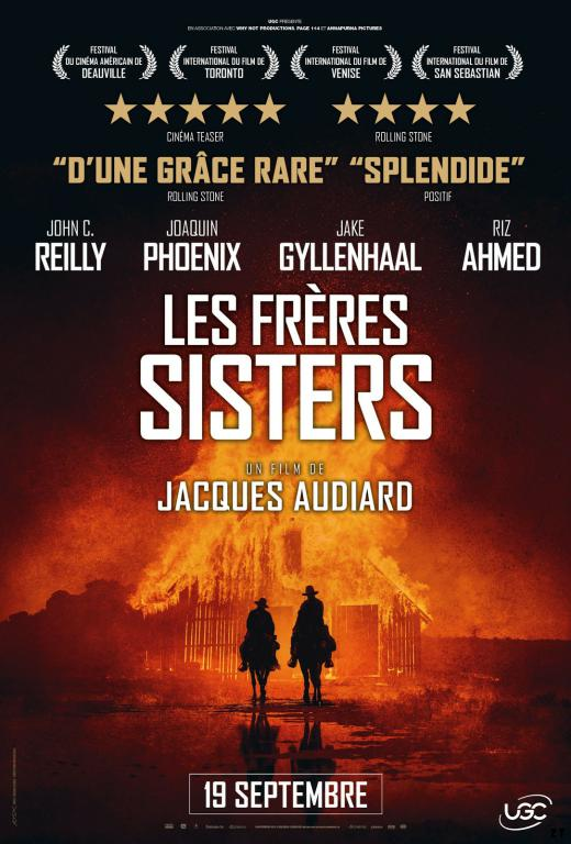 Les Frères Sisters FRENCH HDRiP 2019