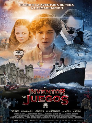 The Games Maker FRENCH DVDRIP 2015