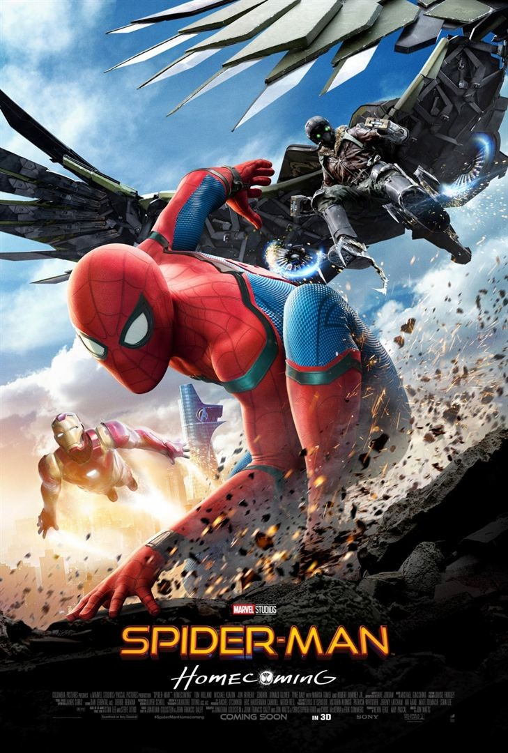 Spider-Man: Homecoming FRENCH Bluray 720p 2017