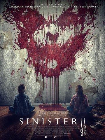 Sinister 2 VOSTFR WEBRIP 2015