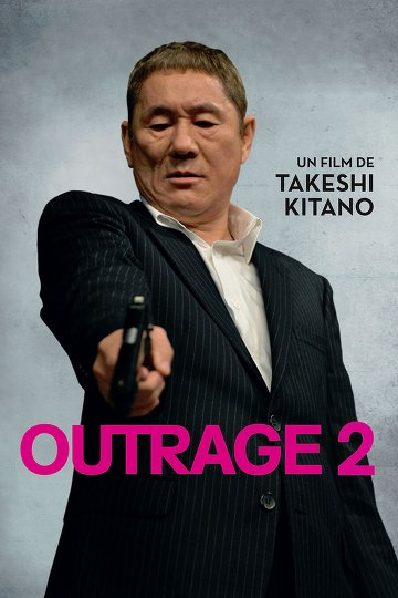 Outrage 2 FRENCH DVDRIP 2015