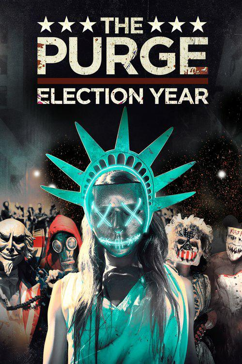 American Nightmare 3 : Elections (The Purge: Election Year) FRENCH HDlight 1080p 2016