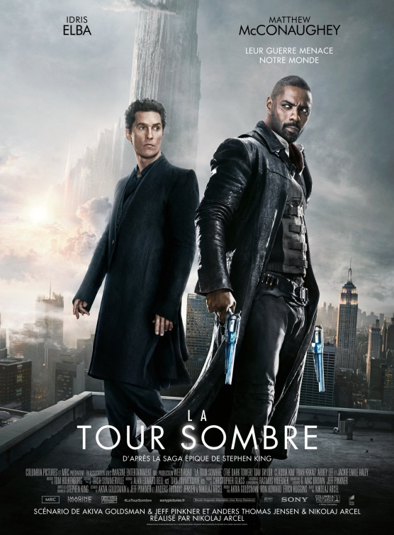 La Tour sombre FRENCH DVDRIP x264 2017