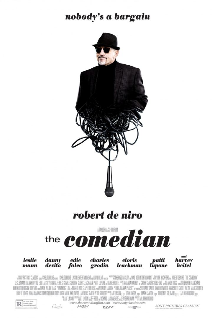 The comedian VOSTFR BluRay 720p 2017