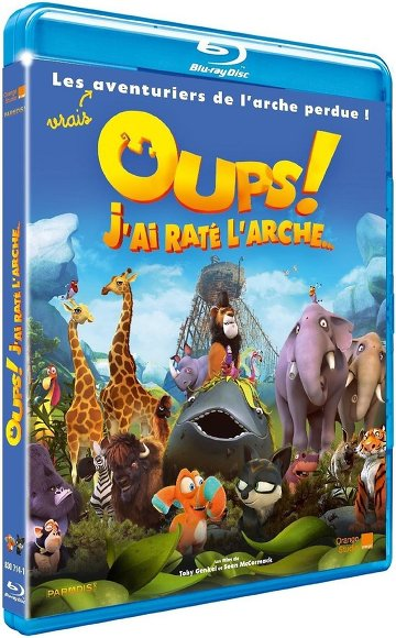 Oups ! J'ai raté l'arche… FRENCH BluRay 1080p 2015