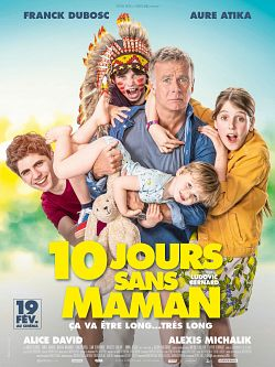 10 jours sans maman FRENCH WEBRIP 2020