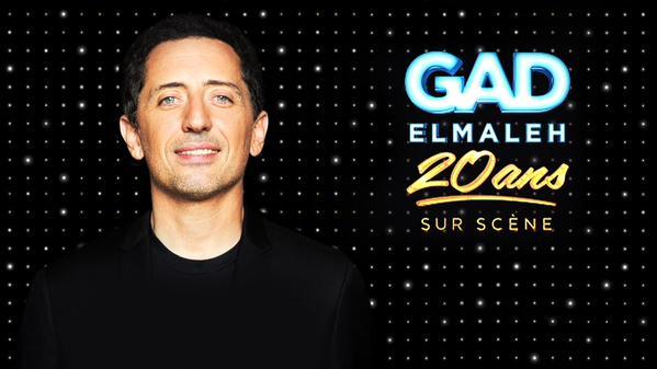 Gad Elmaleh, 20 ans de scène ! FRENCH HDTV x264 2015