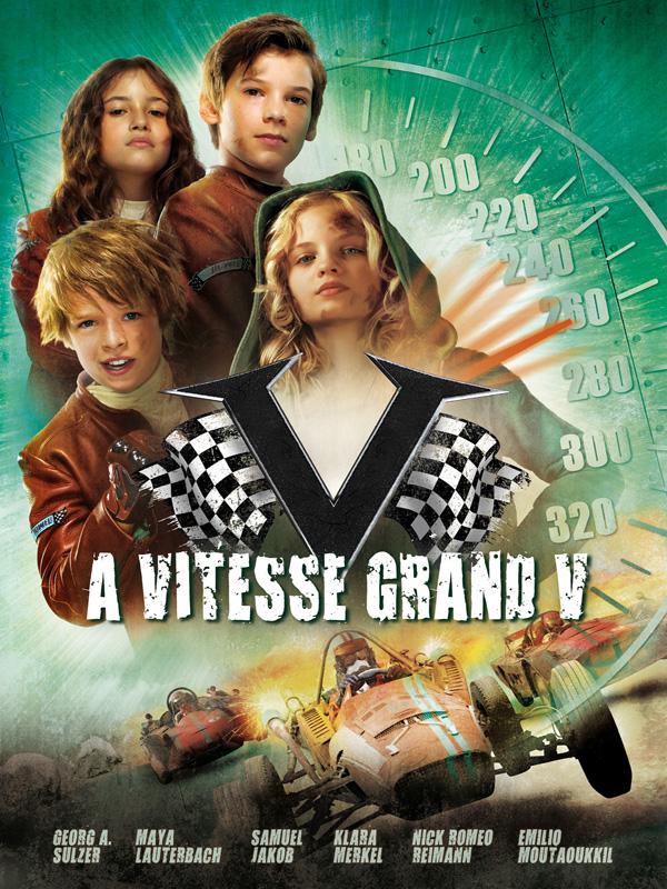 A vitesse grand V FRENCH DVDRIP 2016