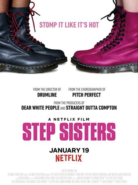 Step Sisters FRENCH WEBRIP 720p 2018