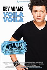 Kev Adams - Voila Voila FRENCH DVDRIP 2014