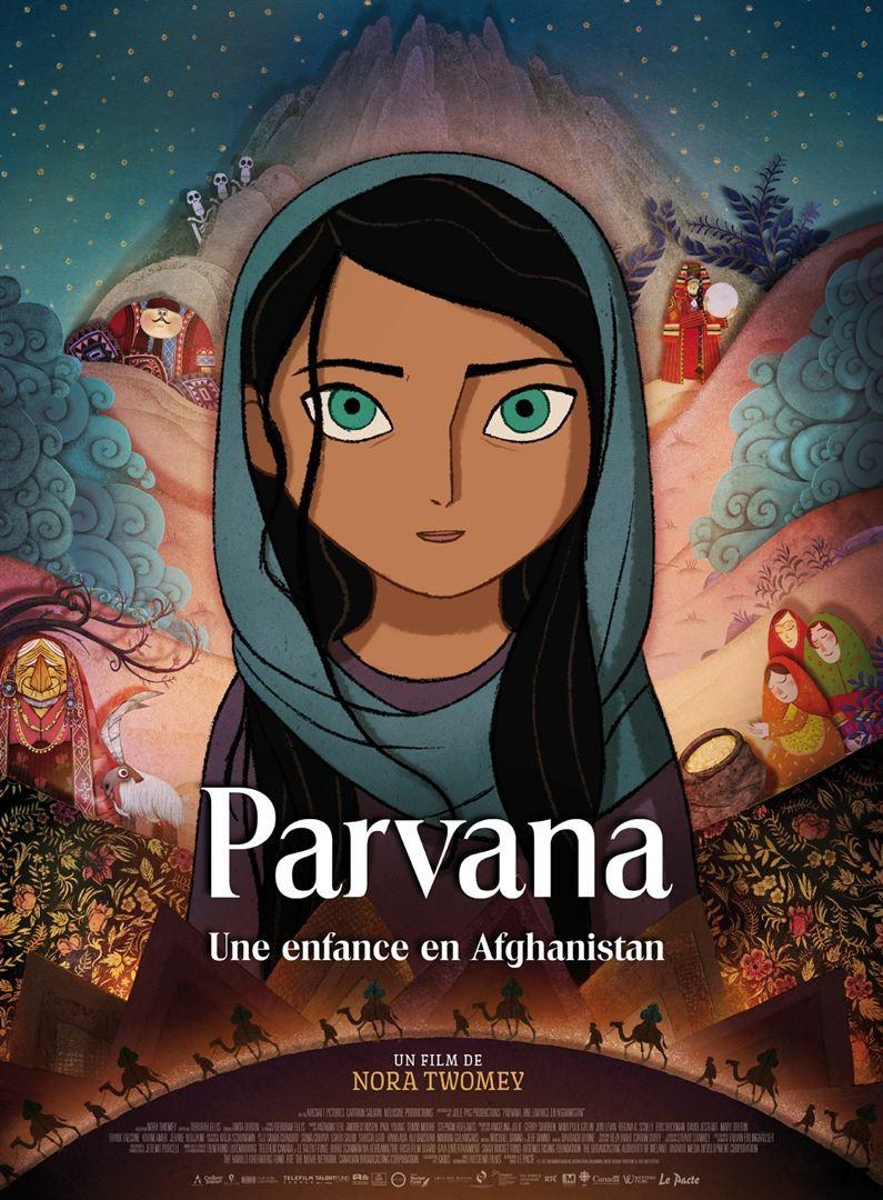 Parvana, une enfance en Afghanistan FRENCH WEBRIP 1080p 2018