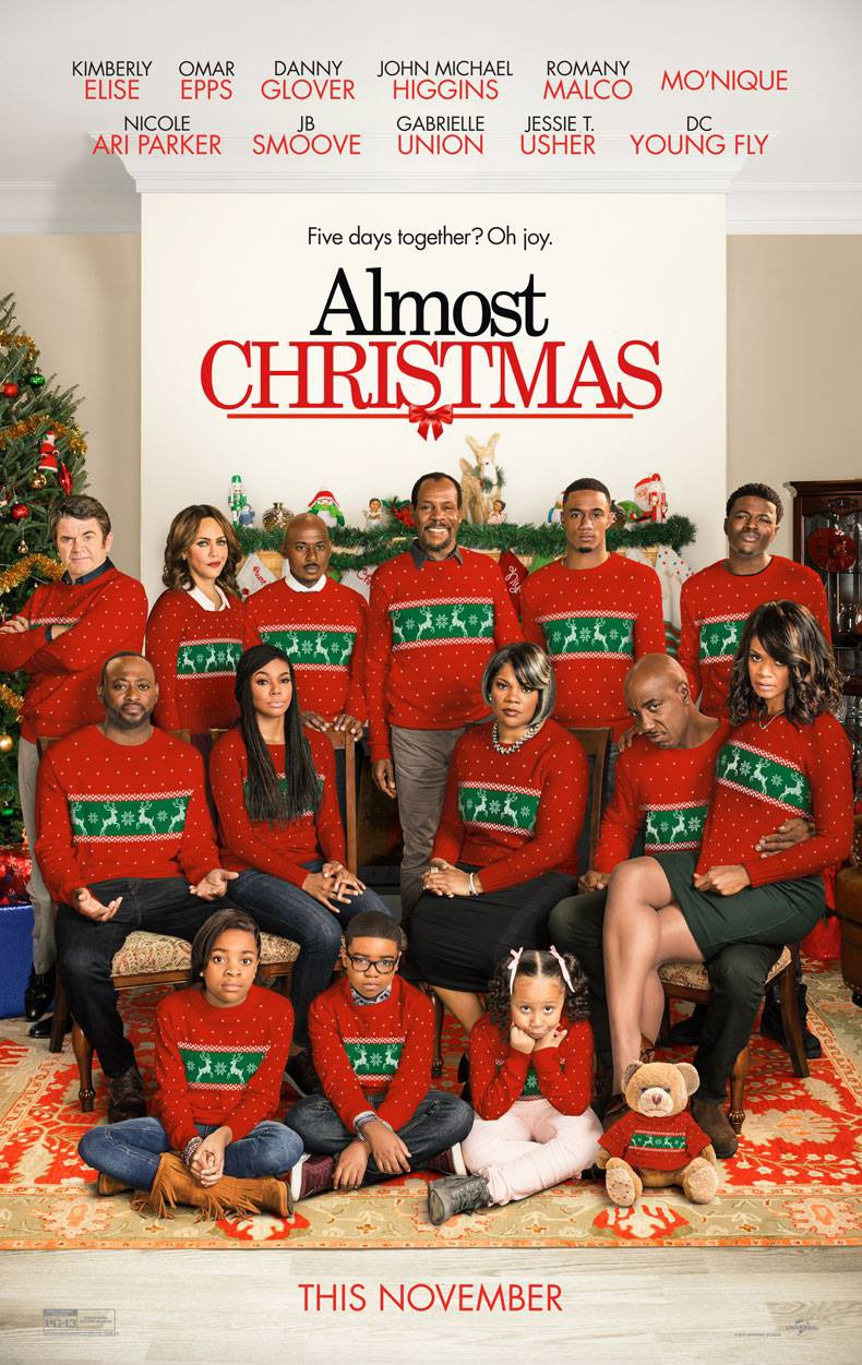 Almost Christmas FRENCH BluRay 720p 2017