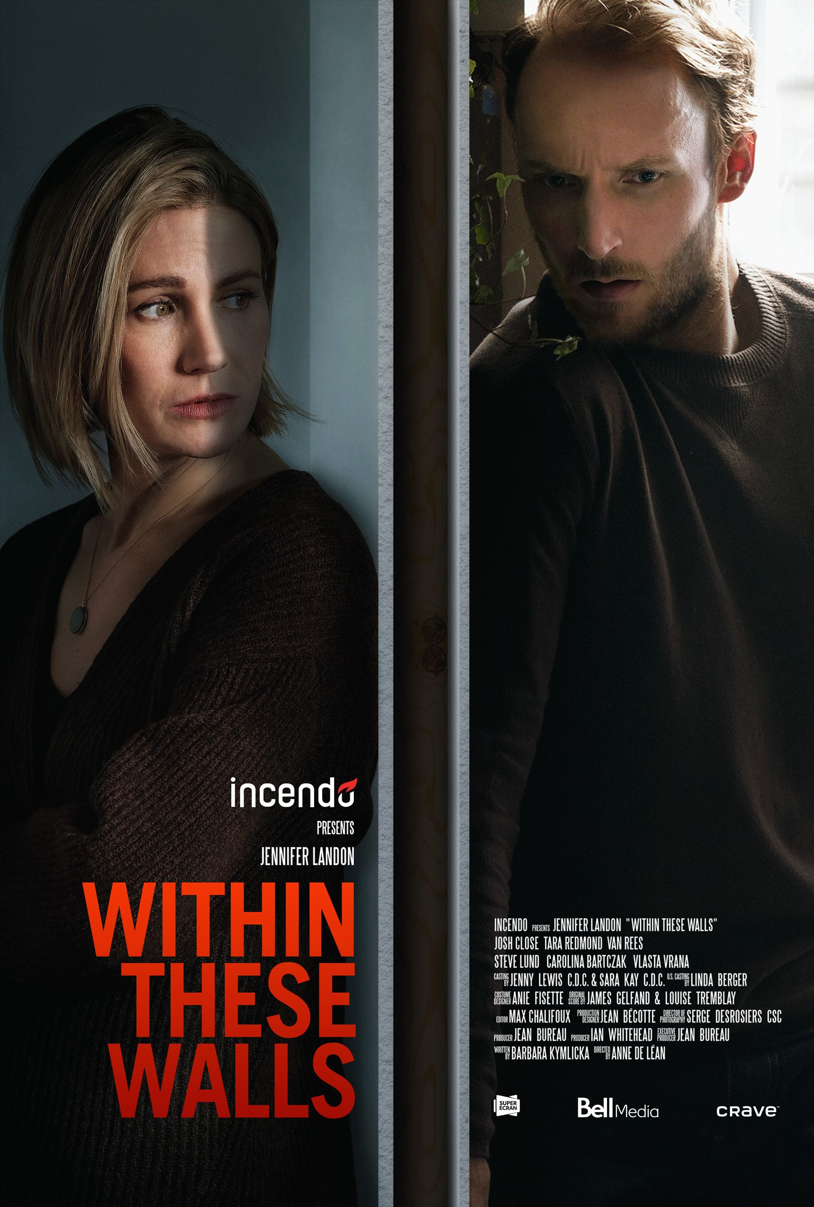 Within These Walls FRENCH WEBRIP 720p 2020