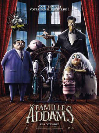 La Famille Addams FRENCH WEBRIP 720p 2019