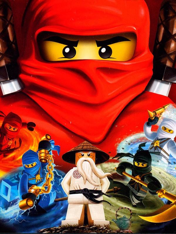 LEGO Ninjago : Le Film TRUEFRENCH DVDRIP 2017
