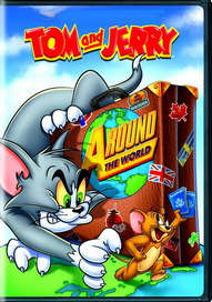 Tom And Jerry Around The World FRENCH DVDRIP 2012