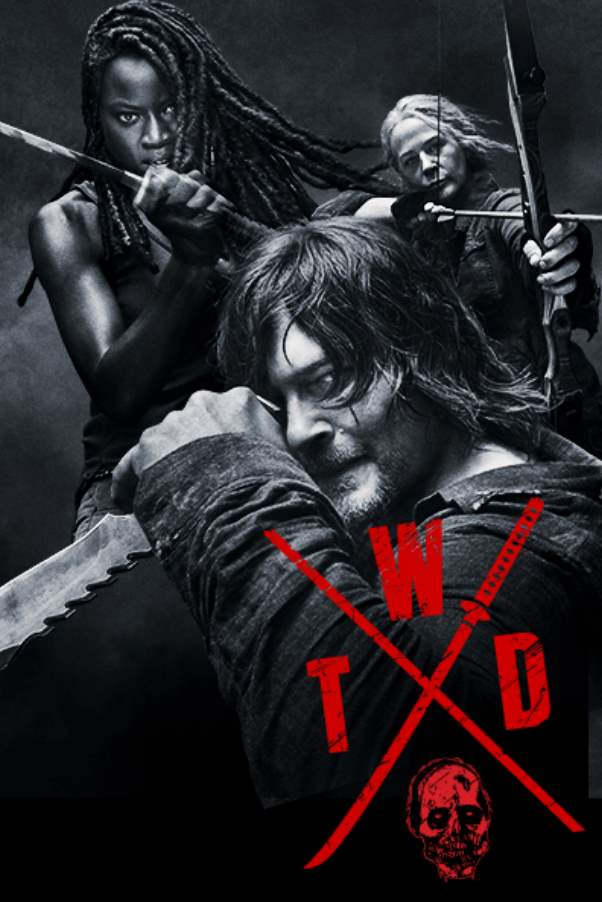 The Walking Dead Saison 10 Part.1 FRENCH HDTV