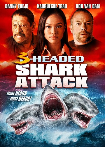 3-Headed Shark Attack FRENCH DVDRIP 2015
