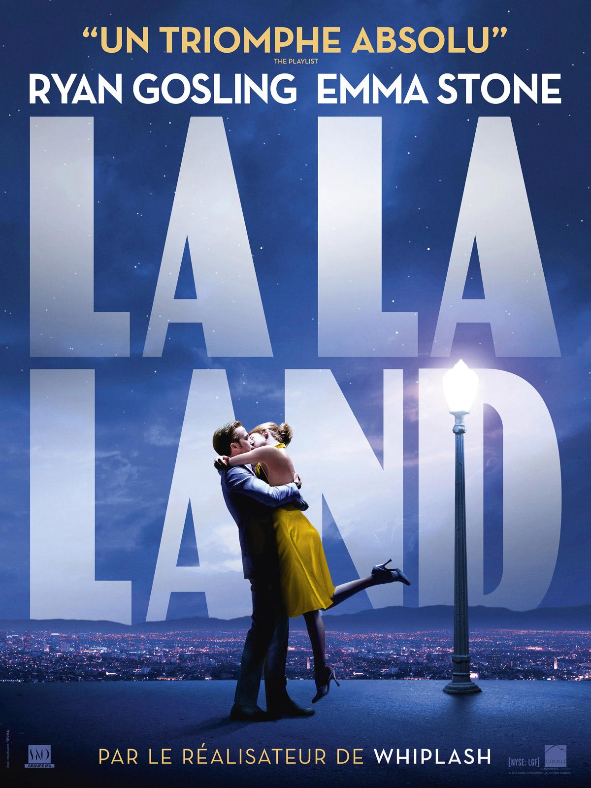 La La Land FRENCH DVDRIP x264 2017