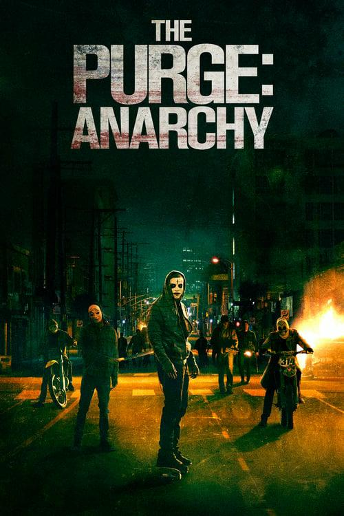 American Nightmare 2 (The Purge Anarchy) FRENCH HDlight 1080p 2014