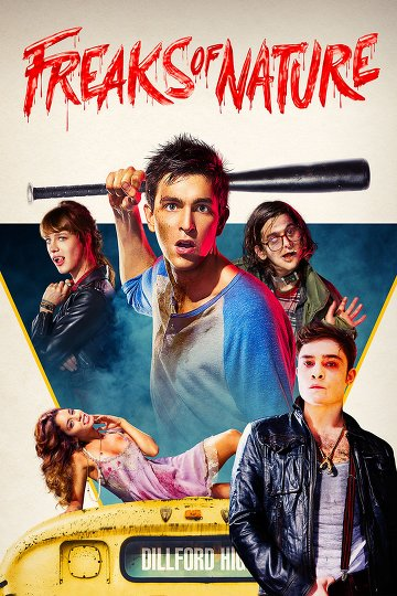 Freaks Of Nature FRENCH BluRay 720p 2016
