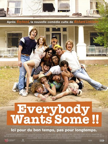 Everybody Wants Some !! FRENCH DVDRIP x264 2016