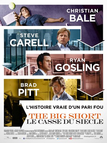 The Big Short : le Casse du siècle FRENCH DVDRIP x264 2015