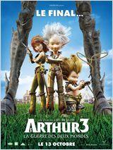 Arthur 3 La Guerre des Deux Mondes FRENCH DVDRIP 2010