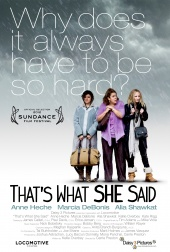 That's What She Said FRENCH DVDRIP 2012