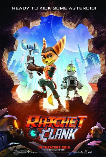 Ratchet et Clank FRENCH DVDRIP 2016