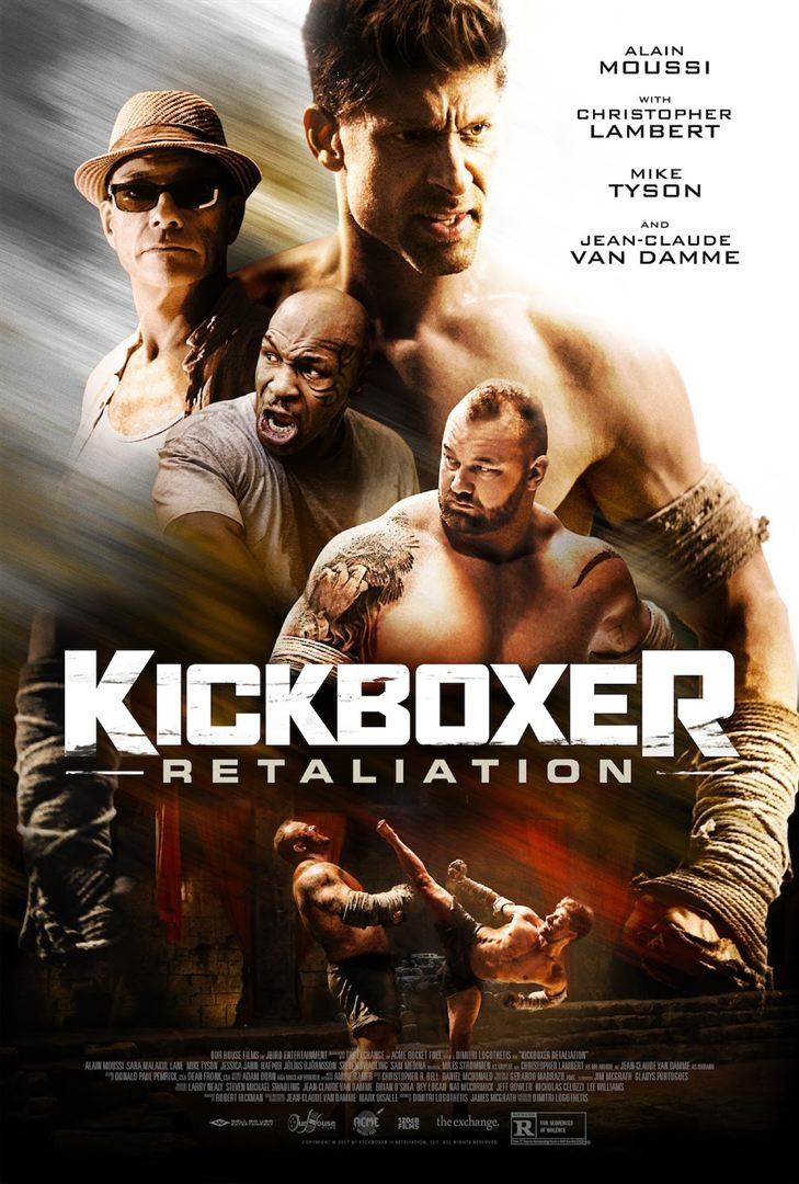 Kickboxer : L'héritage FRENCH WEBRIP 1080p 2018