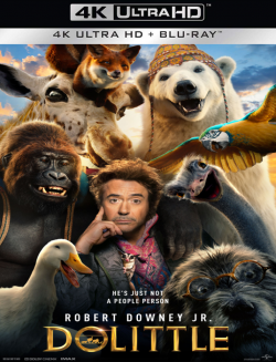 Le Voyage du Dr Dolittle MULTi 4K ULTRA HD x265 2020