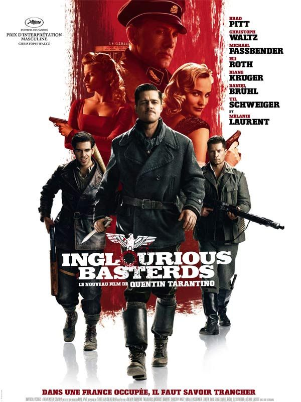 Inglourious Basterds FRENCH HDLight 1080p 2009