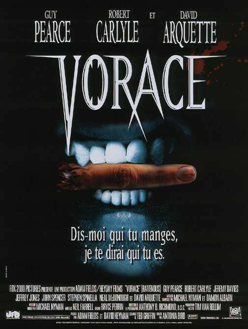 Vorace (Ravenous) FRENCH DVDRIP 1999