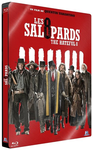 Les Huit salopards (The Hateful Eight) VOSTFR BluRay 720p 2016