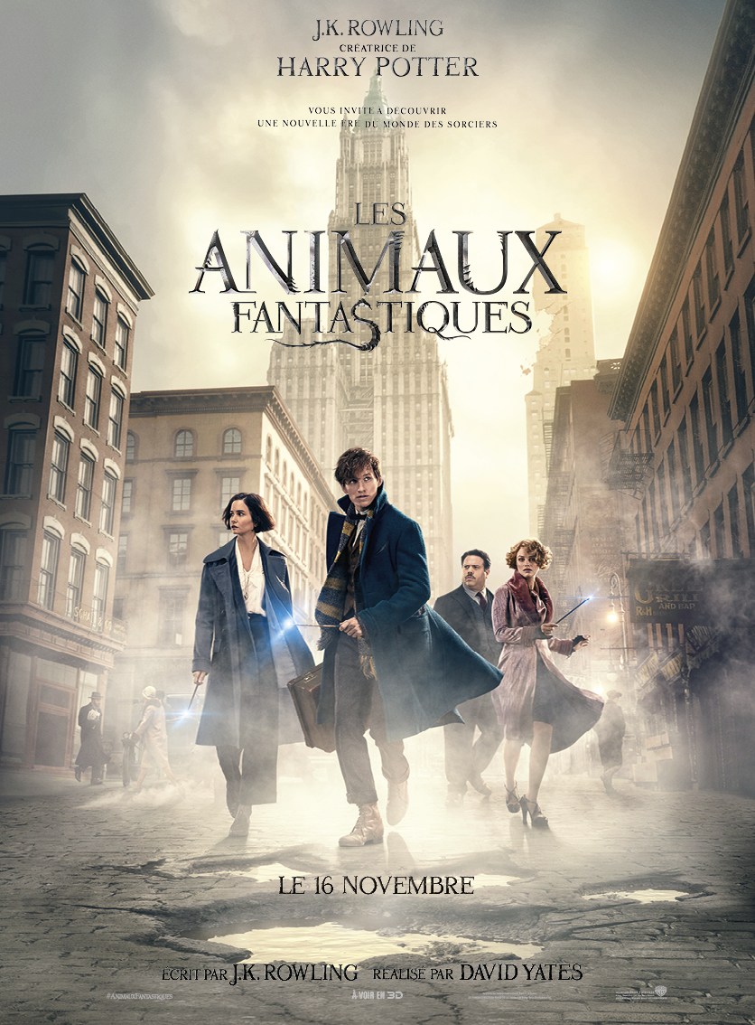 Les Animaux fantastiques FRENCH BluRay 720p 2017