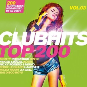 Clubhits Top 200 Vol.3 - 2014