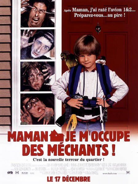 Maman, je m'occupe des méchants TRUEFRENCH HDLight 1080p 1997