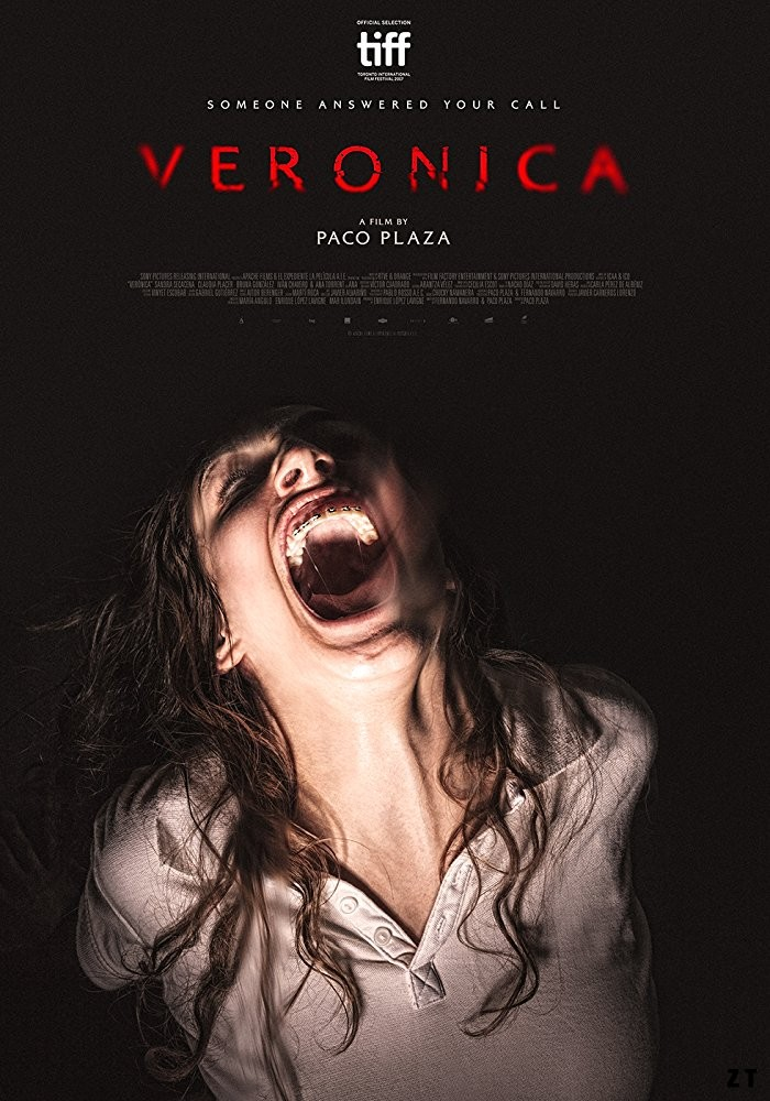 Verónica FRENCH DVDRIP 2018