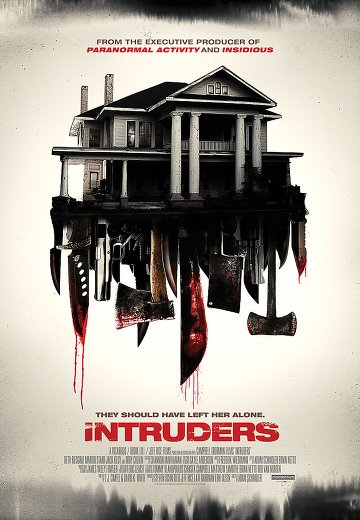 Intruders VOSTFR DVDSCR 2016
