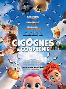 Cigognes et compagnie (Storks) FRENCH BluRay 720p 2016