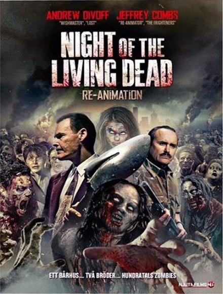 Night Of The Living Dead FRENCH DVDRIP 2013