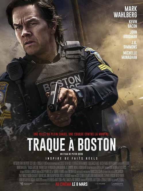 Traque à Boston (Patriots Day) FRENCH BluRay 1080p 2017