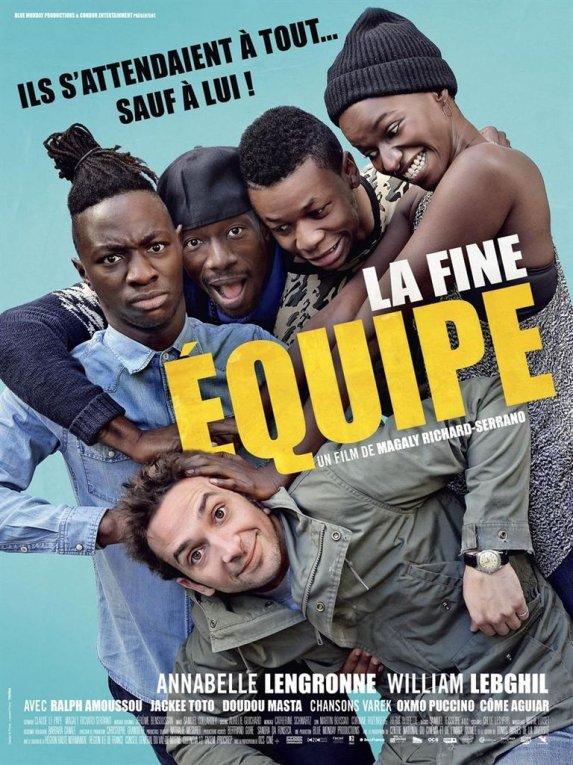 La Fine équipe FRENCH DVDRIP 2017