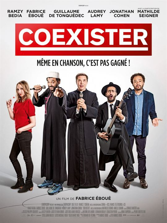 Coexister FRENCH BluRay 720p 2018
