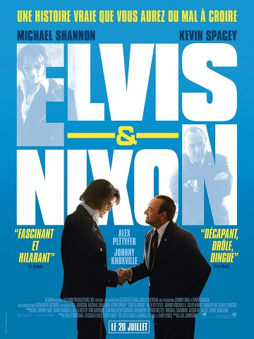 Elvis & Nixon FRENCH WEBRIP 2016