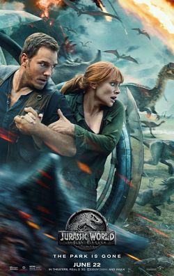 Jurassic World : Fallen Kingdom FRENCH WEBRIP 720p 2018