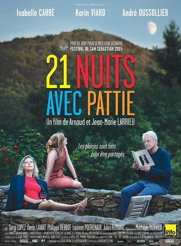 21 nuits avec Pattie FRENCH DVDRIP x264 2015