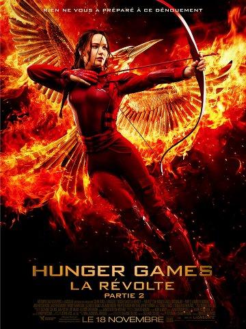 Hunger Games - La Révolte : Partie 2 VOSTFR DVDRIP 2015